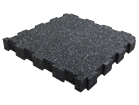 Rubber Athletic Flooring