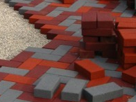 Rubber Bricks