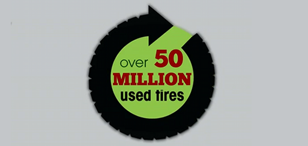 50 Million Tires Video
