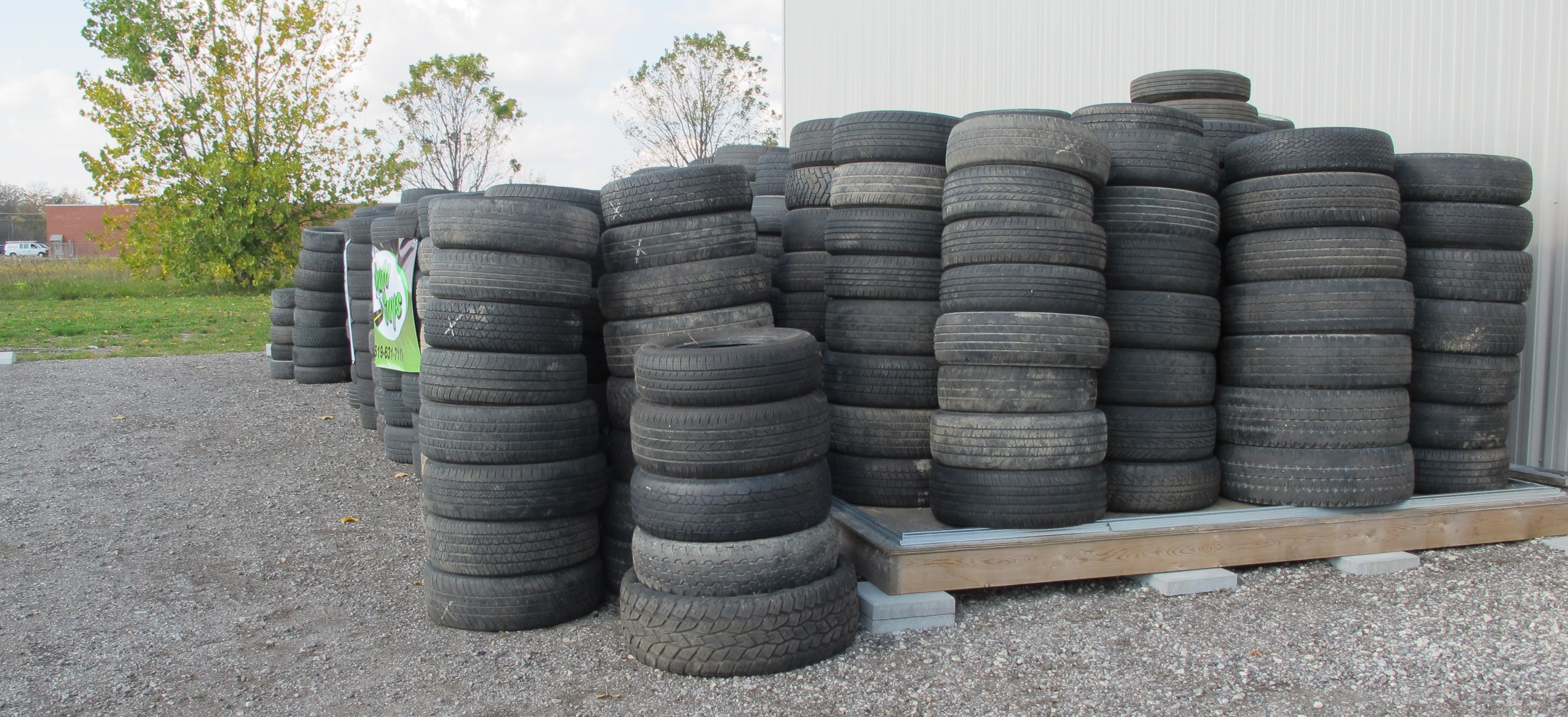 RecycleDrive Tires