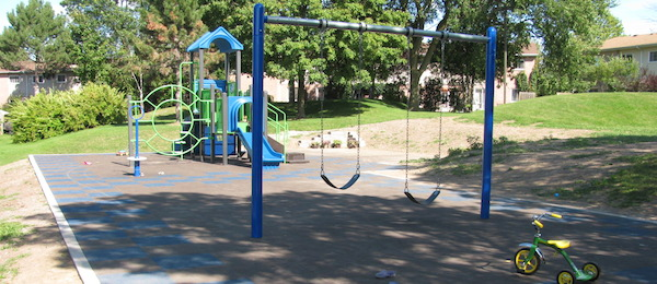 Kawartha Village Co-op Playground