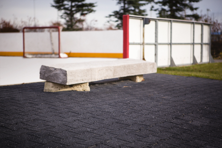 Rubber Rink Flooring Coming To An Ice Rink Near You