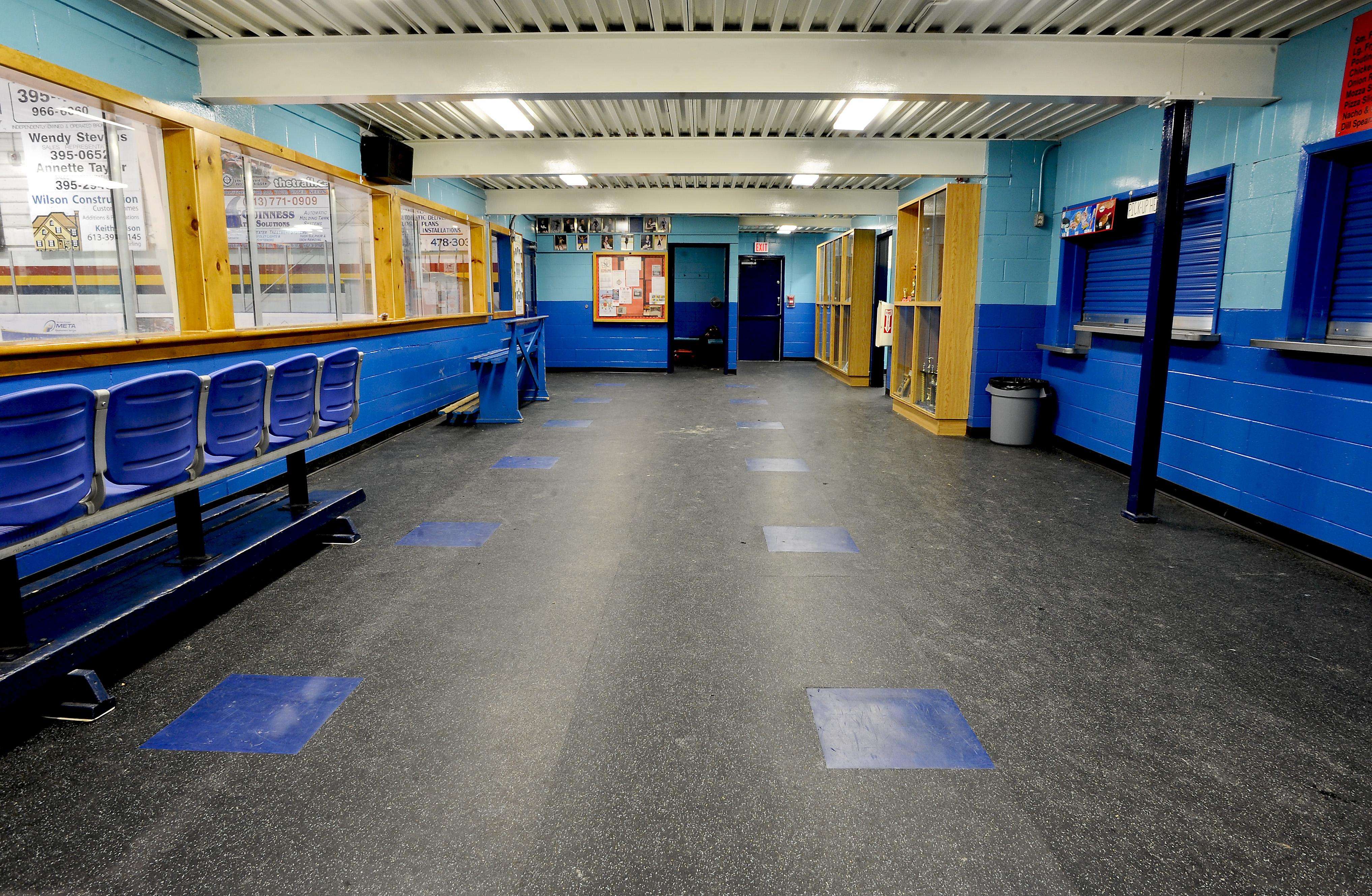 Stirling Arena
