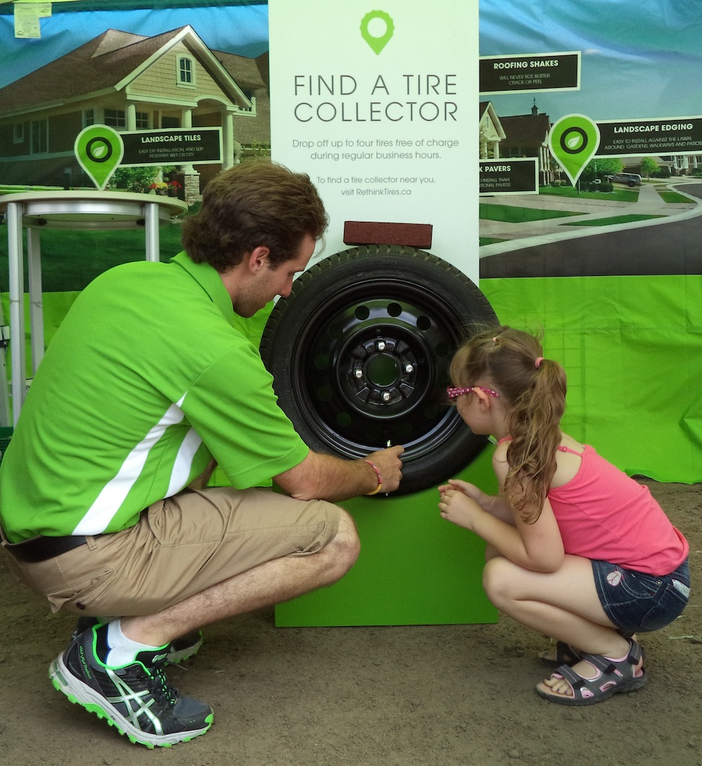 Teaching the next generation tips for tire safety
