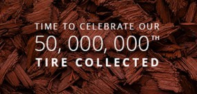 50 millionth tire celebration