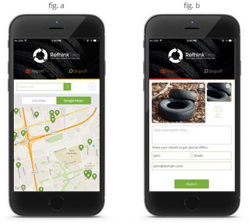Rethink Tires App