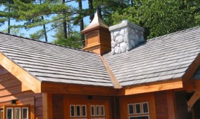 Roofing Shakes Made from Recycled Tires