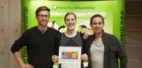 Winners of the OTS Student Design Challenge
